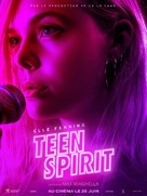 Teen Spirit - French Movie Poster (xs thumbnail)