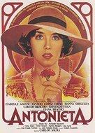 Antonieta - Spanish Movie Poster (xs thumbnail)