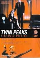 Twin Peaks: Fire Walk with Me - British Movie Cover (xs thumbnail)