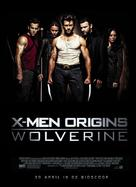 X-Men Origins: Wolverine - Dutch Movie Poster (xs thumbnail)