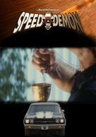 Speed Demon - British Movie Cover (xs thumbnail)