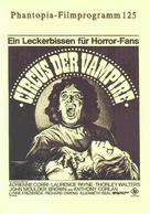 Vampire Circus - German poster (xs thumbnail)