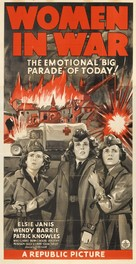 Women in War - Movie Poster (xs thumbnail)