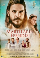 Martilarin Efendisi - Turkish Movie Poster (xs thumbnail)