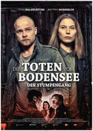 """""""Die Toten vom Bodensee"""" - German Movie Poster (xs thumbnail)"""