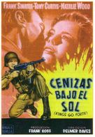 Kings Go Forth - Spanish Movie Poster (xs thumbnail)