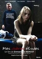 Mes chères études - French DVD movie cover (xs thumbnail)
