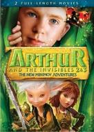 Arthur et la guerre des deux mondes - DVD movie cover (xs thumbnail)