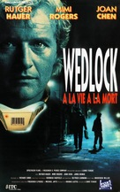 Wedlock - French VHS movie cover (xs thumbnail)