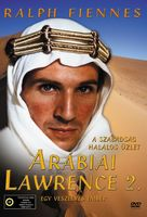 A Dangerous Man: Lawrence After Arabia - Hungarian DVD movie cover (xs thumbnail)