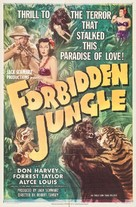 Forbidden Jungle - Movie Poster (xs thumbnail)