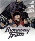 Runaway Train - British Movie Cover (xs thumbnail)