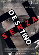 Sorstalanság - Italian Movie Poster (xs thumbnail)