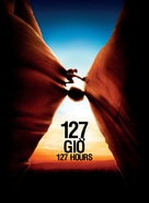 127 Hours - Vietnamese Movie Poster (xs thumbnail)