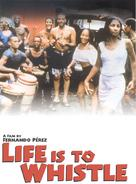 La vida es silbar - DVD cover (xs thumbnail)