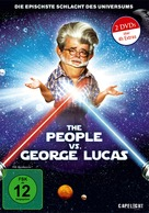 The People vs. George Lucas - German DVD cover (xs thumbnail)