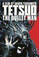 Tetsuo: The Bullet Man - DVD cover (xs thumbnail)