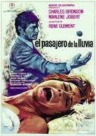 Le passager de la pluie - Spanish Movie Poster (xs thumbnail)