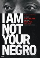 I Am Not Your Negro - Canadian Movie Poster (xs thumbnail)