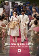 Twilight Over Burma - German Movie Poster (xs thumbnail)
