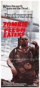 Zombi 2 - Australian Movie Poster (xs thumbnail)