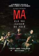 Ma - Brazilian Movie Poster (xs thumbnail)