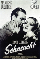Desire - German Movie Poster (xs thumbnail)