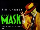 The Mask - British Movie Poster (xs thumbnail)