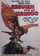 Rèquiem para el gringo - Italian Movie Poster (xs thumbnail)