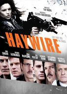 Haywire - DVD cover (xs thumbnail)