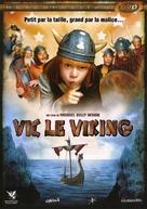 Wickie und die starken Männer - French Movie Cover (xs thumbnail)