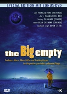 The Big Empty - German poster (xs thumbnail)