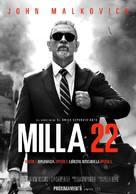Mile 22 - Spanish Movie Poster (xs thumbnail)