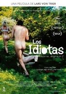 Idioterne - Spanish Movie Cover (xs thumbnail)