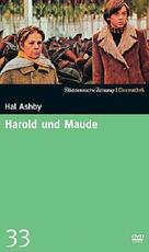 Harold and Maude - German Movie Cover (xs thumbnail)