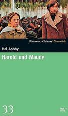 Harold and Maude - German Movie Cover (xs thumbnail)