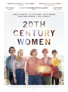 20th Century Women - French Movie Poster (xs thumbnail)
