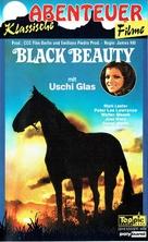 Black Beauty - German VHS movie cover (xs thumbnail)