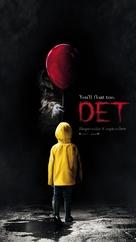It - Swedish Movie Poster (xs thumbnail)