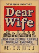 Dear Wife - Movie Poster (xs thumbnail)