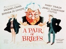 A Pair of Briefs - British Movie Poster (xs thumbnail)