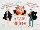 A Pair of Briefs - British Movie Poster (xs thumbnail)