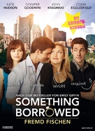 Something Borrowed - Swiss Movie Poster (xs thumbnail)