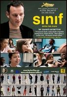 Entre les murs - Turkish Movie Poster (xs thumbnail)