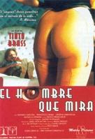 L'uomo che guarda - Spanish Movie Poster (xs thumbnail)