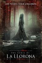 The Curse of La Llorona - Belgian Movie Poster (xs thumbnail)
