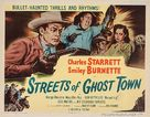Streets of Ghost Town - Movie Poster (xs thumbnail)