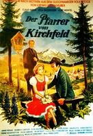 Der Pfarrer von Kirchfeld - German Movie Poster (xs thumbnail)