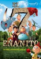 Der 7bte Zwerg - Spanish Movie Poster (xs thumbnail)