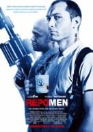 Repo Men - German Movie Poster (xs thumbnail)